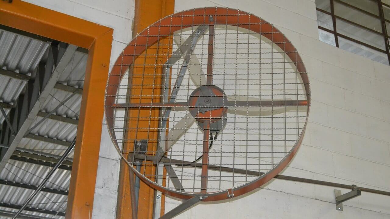 NCM Ventilador Industrial