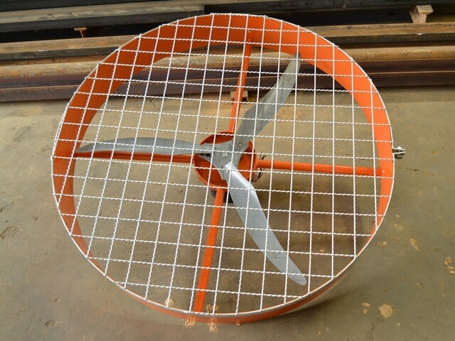 Ventilador Tipo Industrial Avicultura 100cm Alta Potência