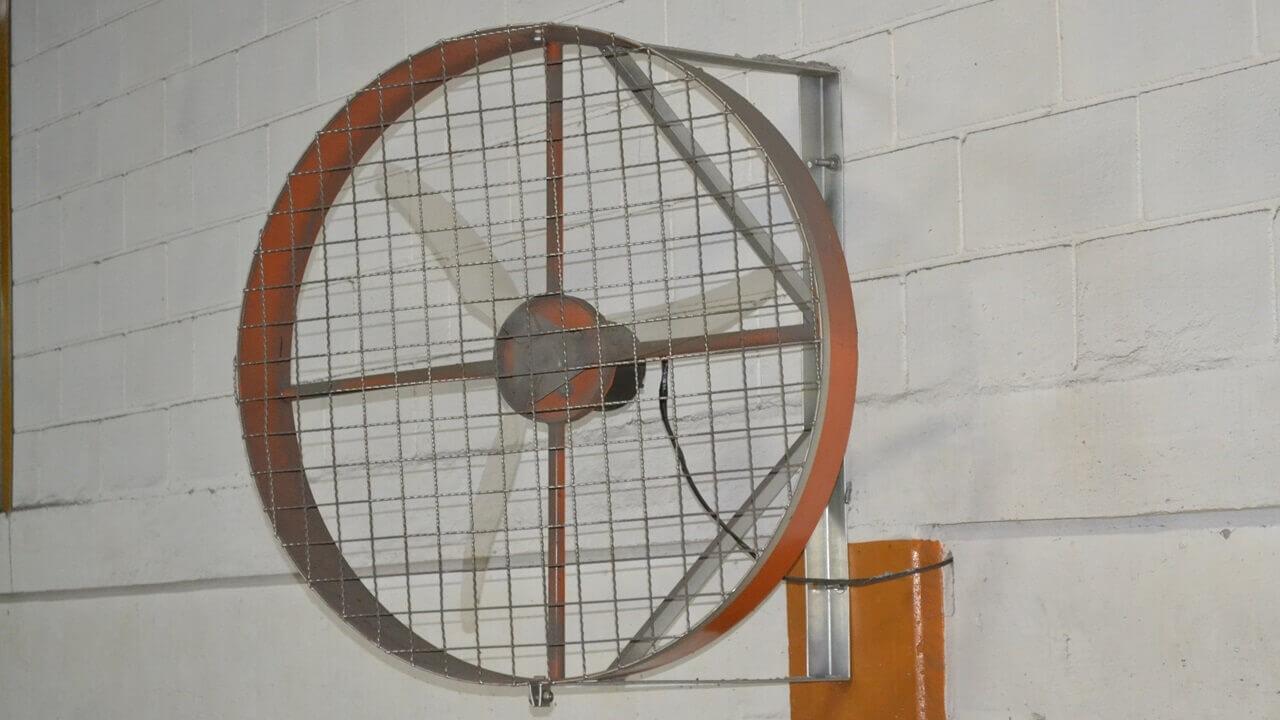 Ventiladores para Fábricas
