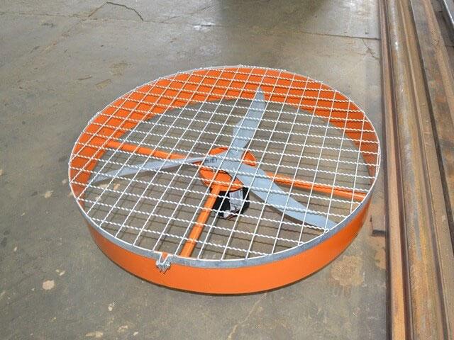 Ventilador de Parede Industrial 1 Metro
